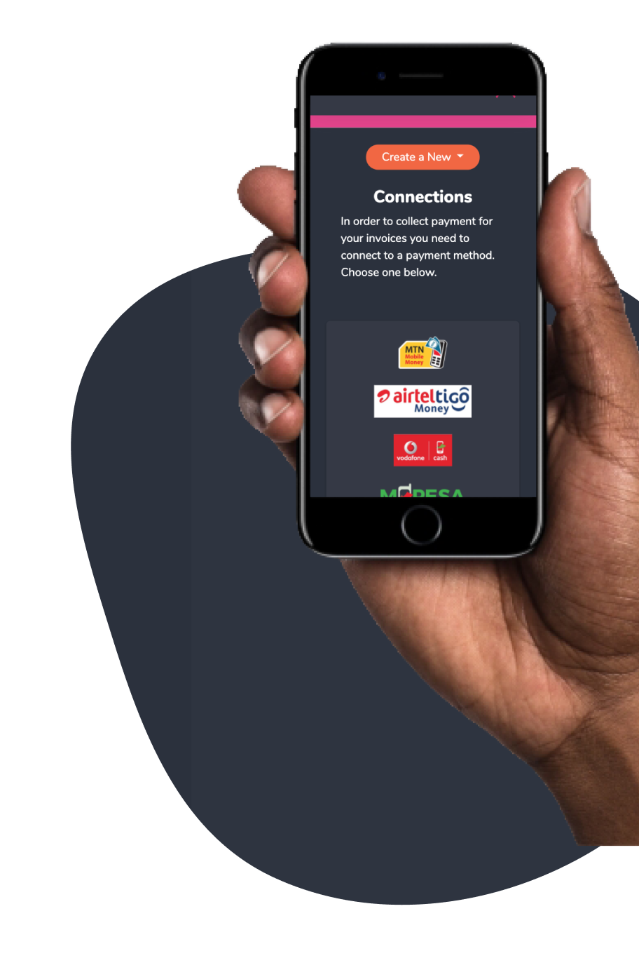 Connect payment